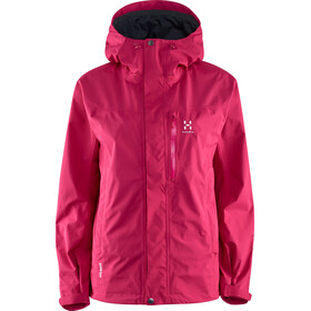 Haglöfs Astral III Jacket Dam real red